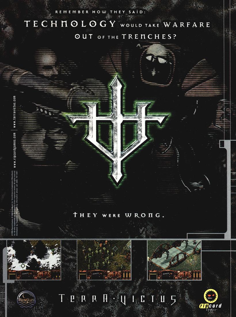Copy of TerraVictus (1997 - PC -unreleased)