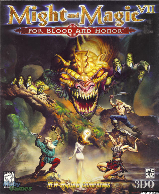 Copy of Might and Magic 6: 3DO (1999, PC)