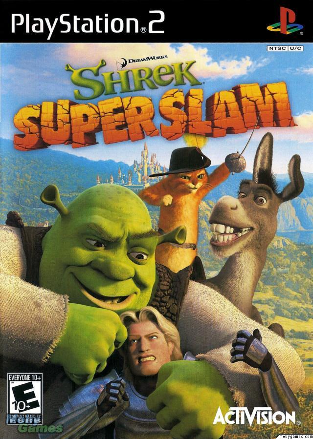 Copy of Shrek Super Slam (2005 -Ps2/GC/Xbox)