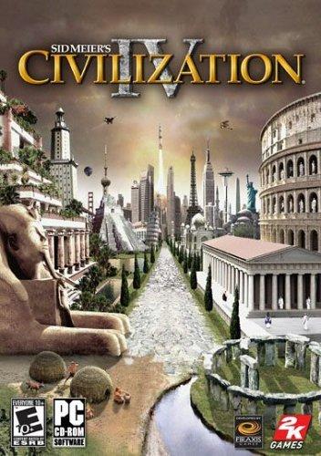 Copy of Civilization IV  (2005 - PC)