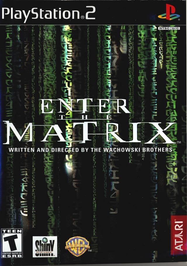 Copy of Enter the Matrix (2003 - PC, Ps2, GC, Xbox)