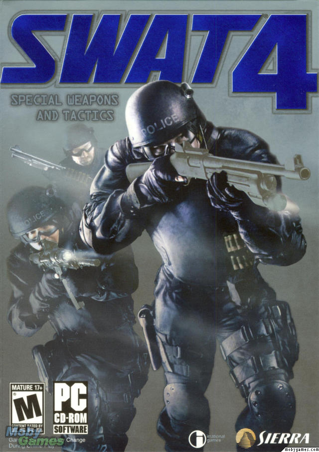 Copy of Swat 4 (2005 - PC)