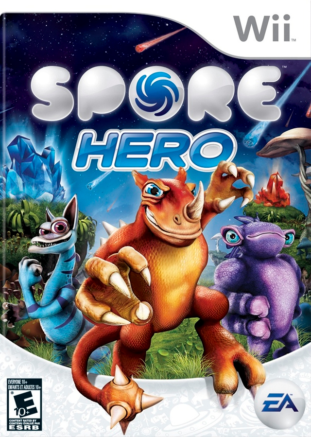 Copy of Spore Hero (2009 - Wii)