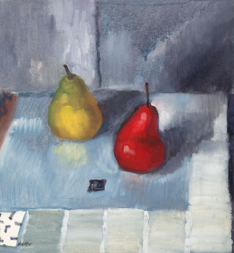 Pears & Squares