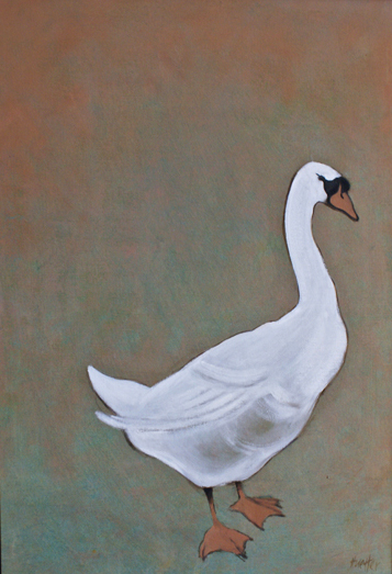 'SILLY GOOSE'