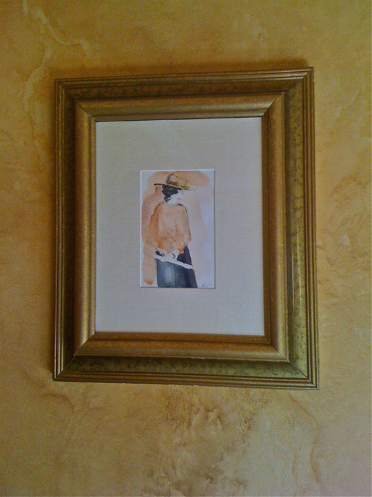 Bobbe New Orlands Woman wc-framed.jpg
