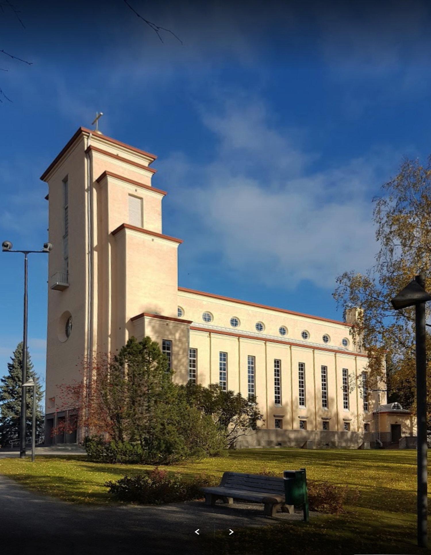 Jyväskylä Taulumäki Church