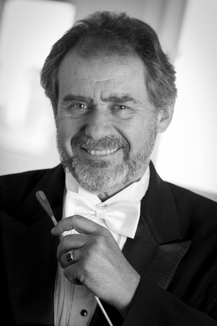 Yuri Klas, Artistic Director and Conductor