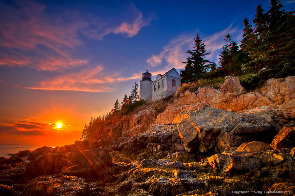 Acadia National Park (Image Source: Maine Public)
