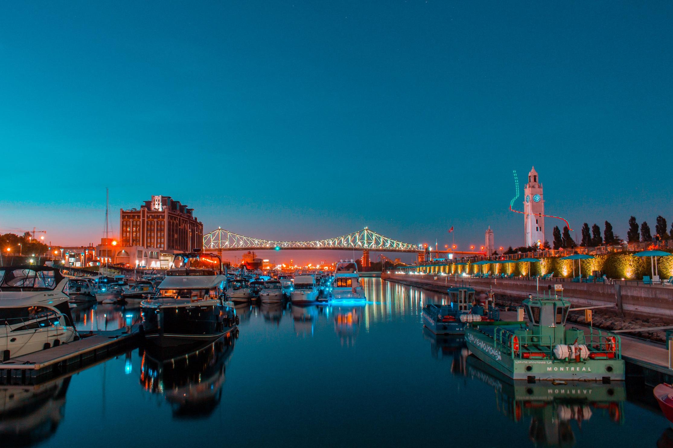 Quebec & Montreal -
