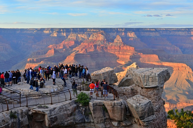 grand canyon point