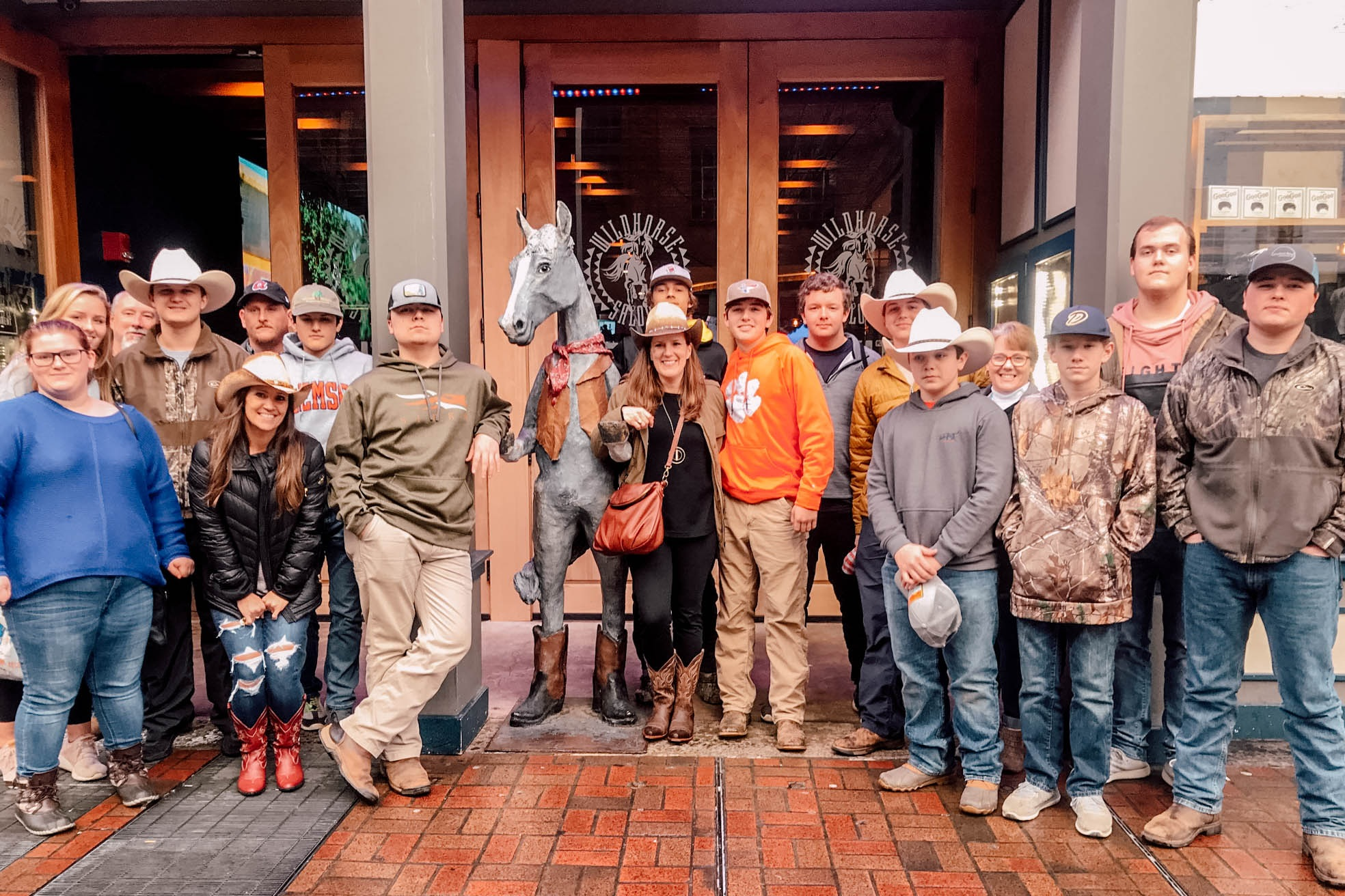 """""""The trip was well planned. Plenty to do, with plenty of downtime. I would request this bus driver/ tour manager every time. Bus driver was excellent & Jane is always good.""""– Student group to Nashville, TN -"""