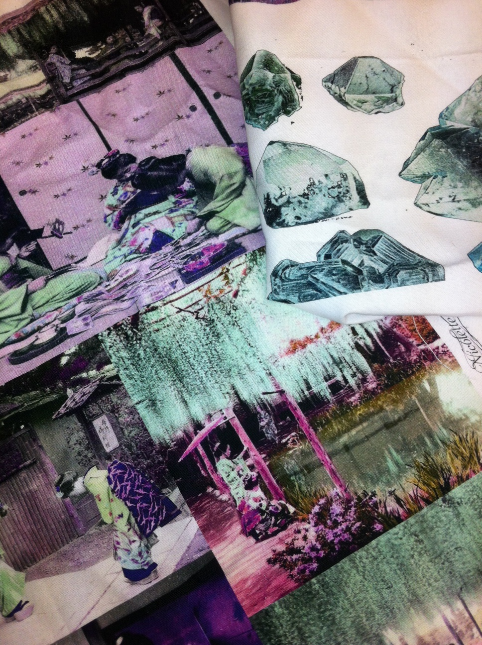 Digital Prints by Nicolette Mayer Collection