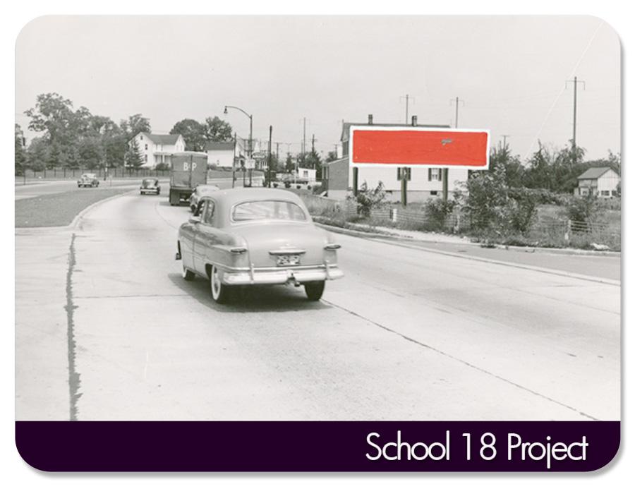 Wabash Avenue circa approx 1940s