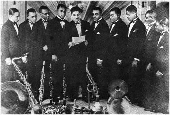 Alex Jackson Plantation Orchestra