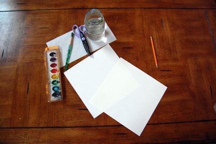 Paper Weaving supplies