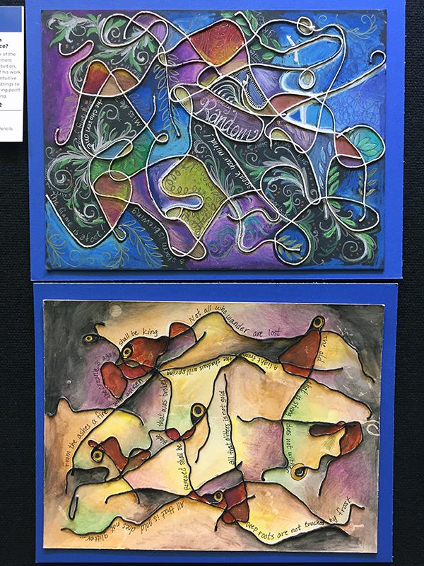 String art (Marcel Duchamp)