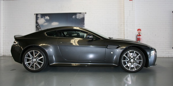 Aston Martin Vantage S by Automotive Integration.