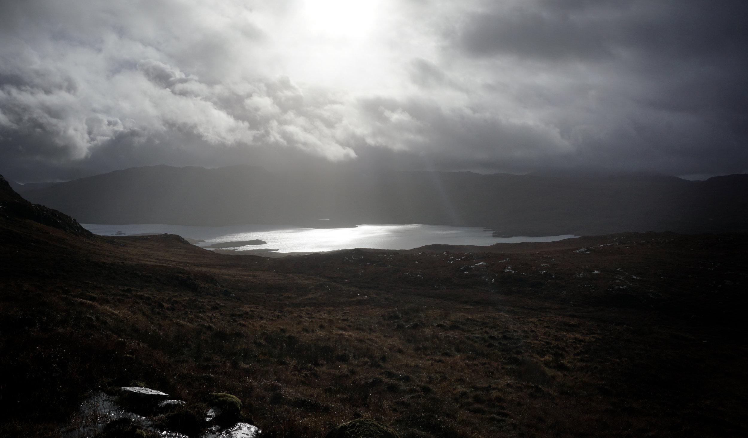 Assynt, Scotland; Sony α