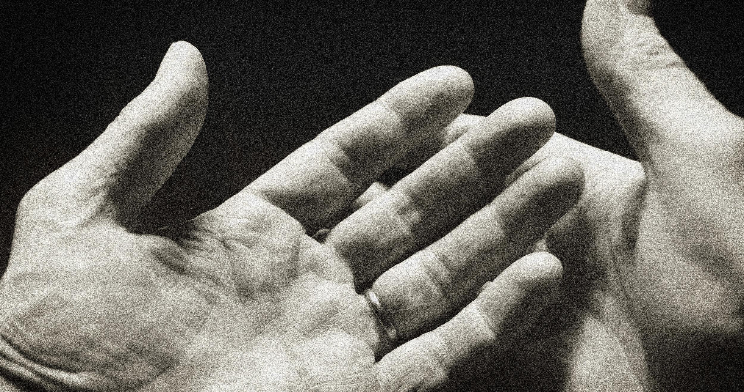 My hands: Nikon D3s