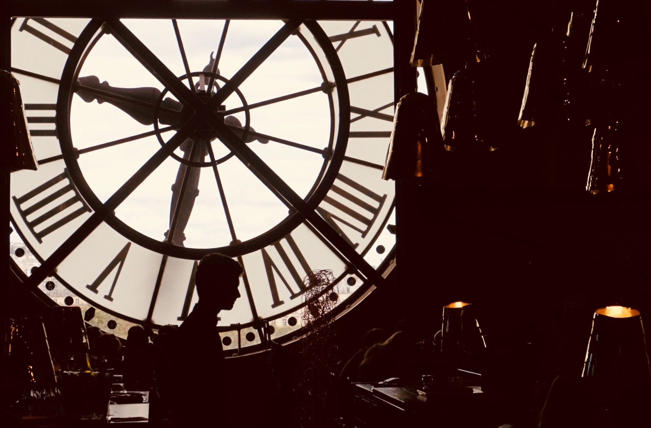 Musée d'Orsay: Sony α6000