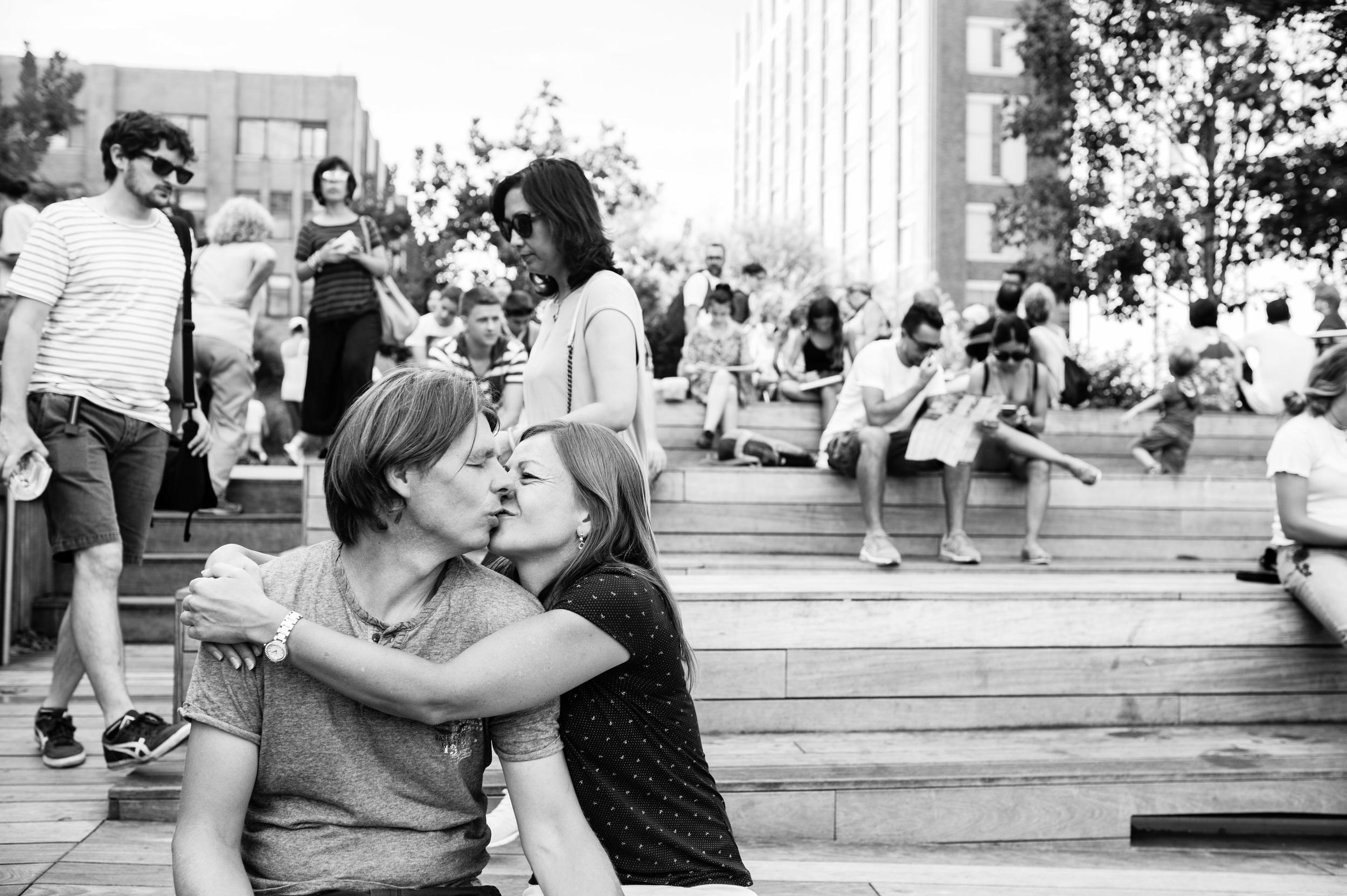 The High Line, Manhattan Family Photograher