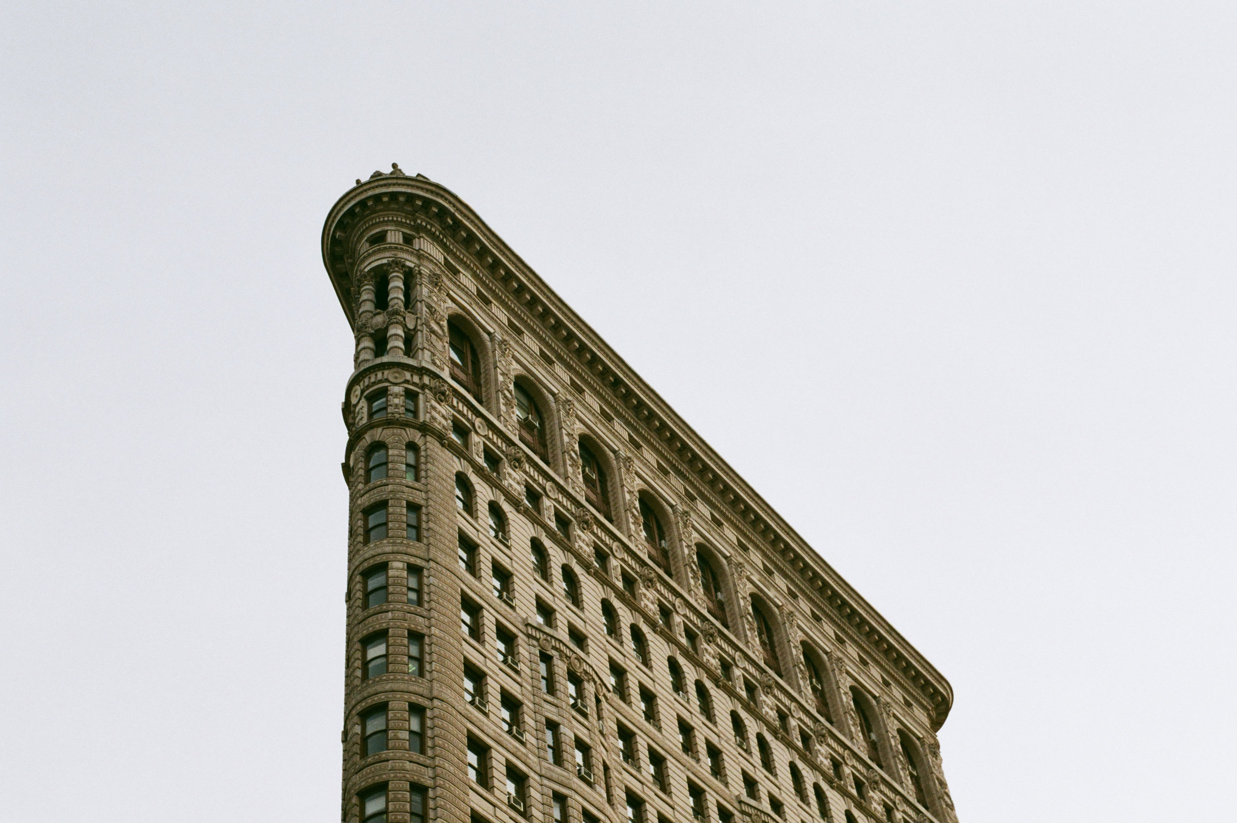 flatiron building manhattan family photographer