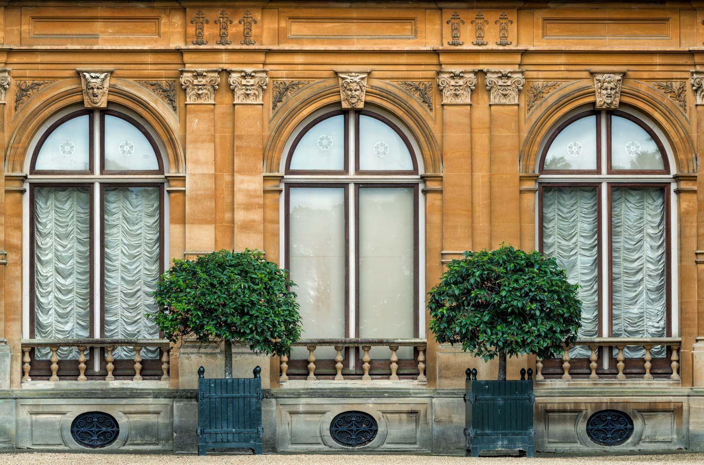 waddesdon windows