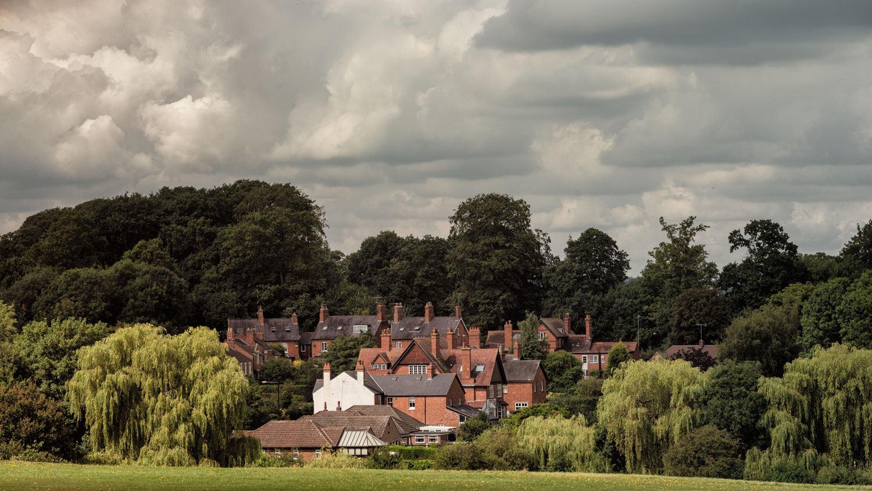 Kenilworth Abbey Fields - Landscape