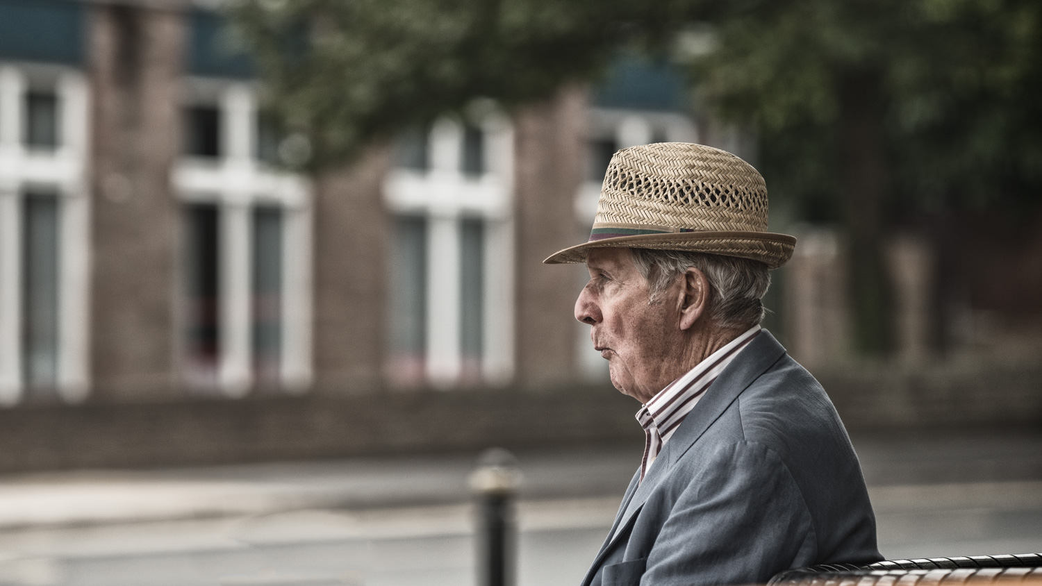 Contemplation - Street Photography