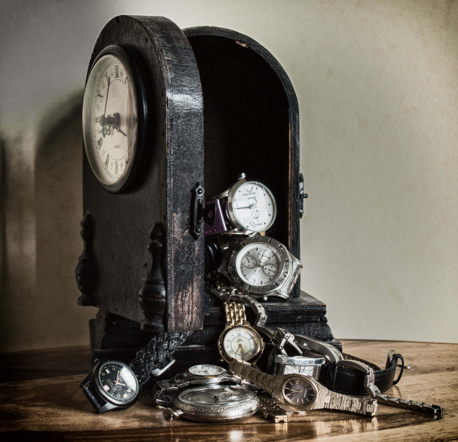 Still Life Assignment - By Louise Harris