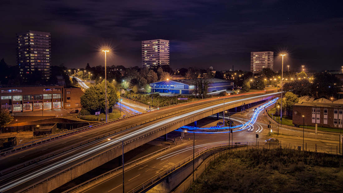 """Coventry Night Shoot - ISO200 