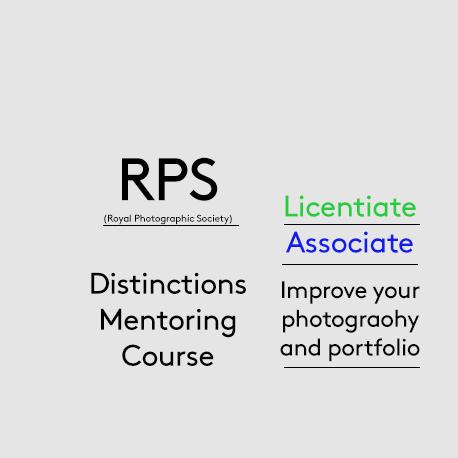 RPS Distinctions Mentoring Course