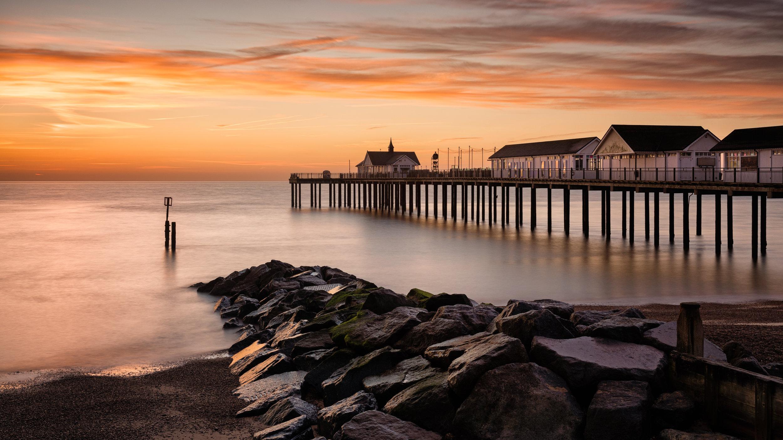 Southwold Sunrise - Suffolk
