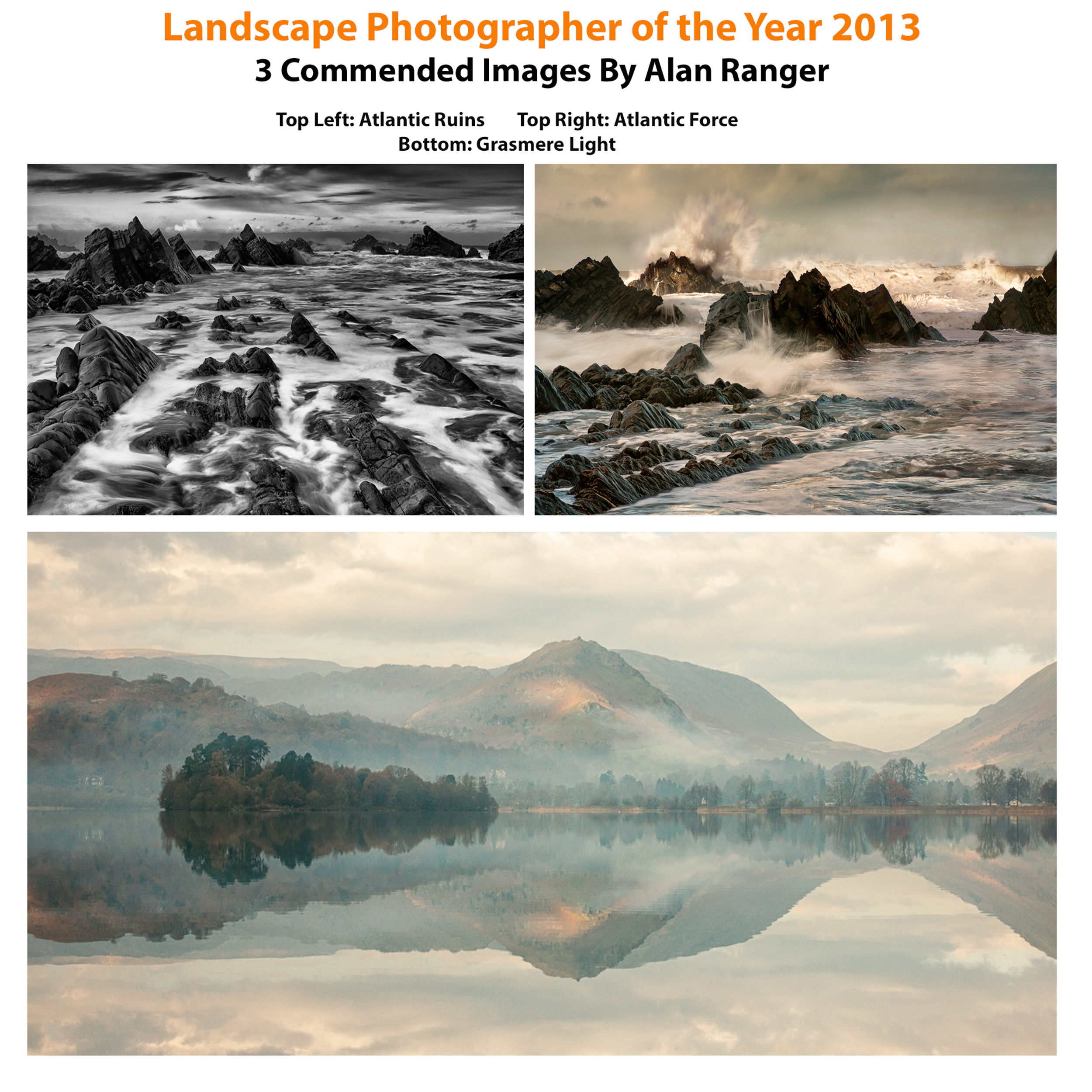 Landscape Photographer of the Year - 2013