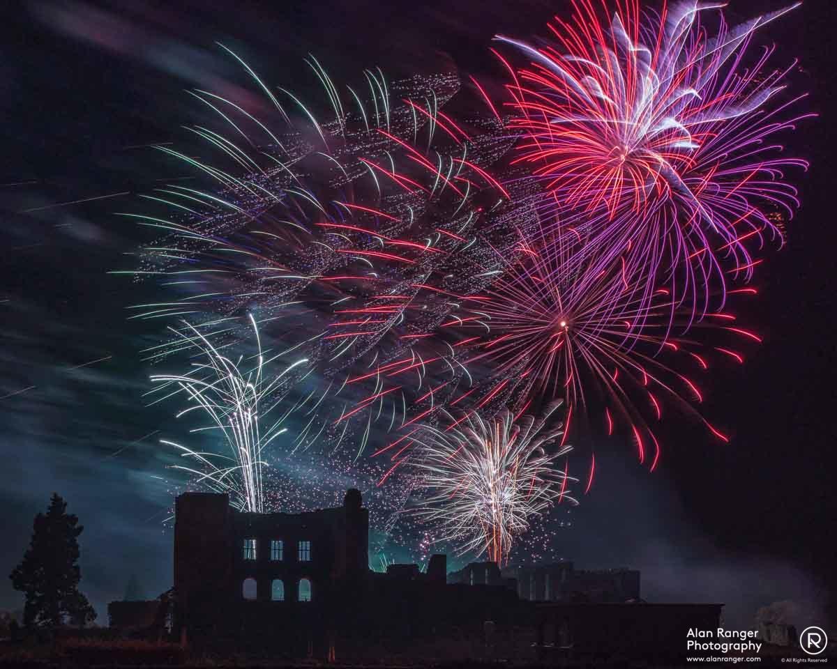 kenilworth fireworks 2015 - #12