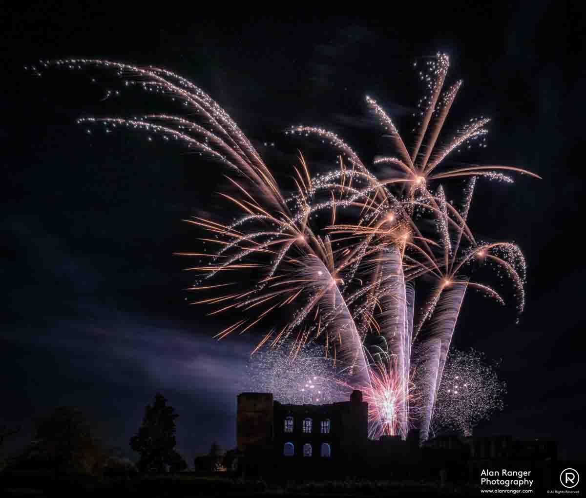 Kenilworth Fireworks 2017 - 3