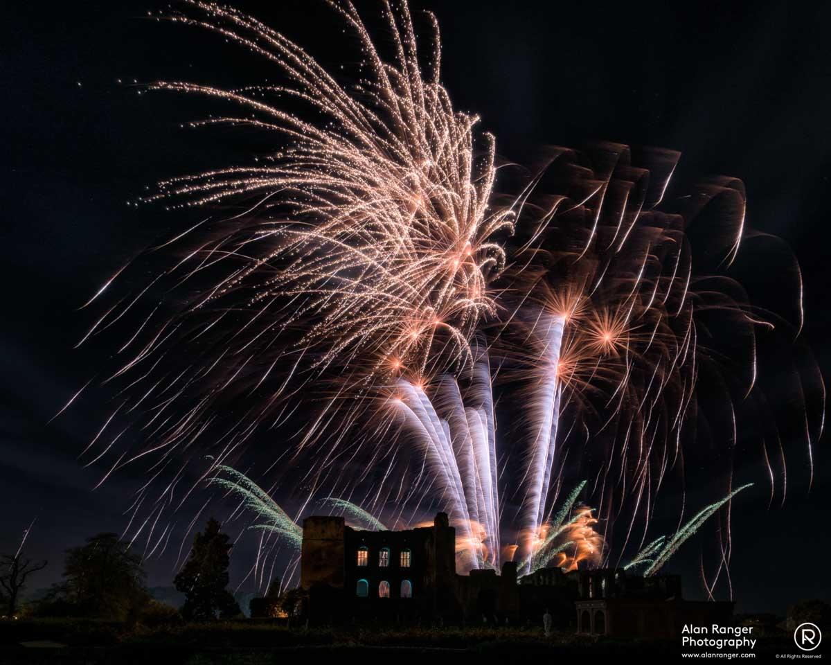 Kenilworth Fireworks 2017 - 5