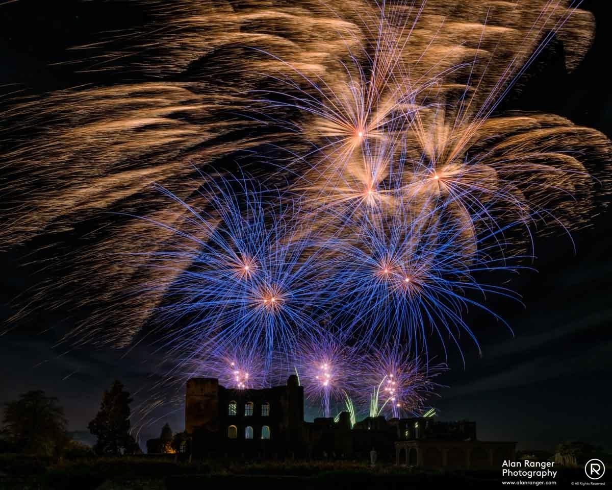 Kenilworth Fireworks 2017 - 4