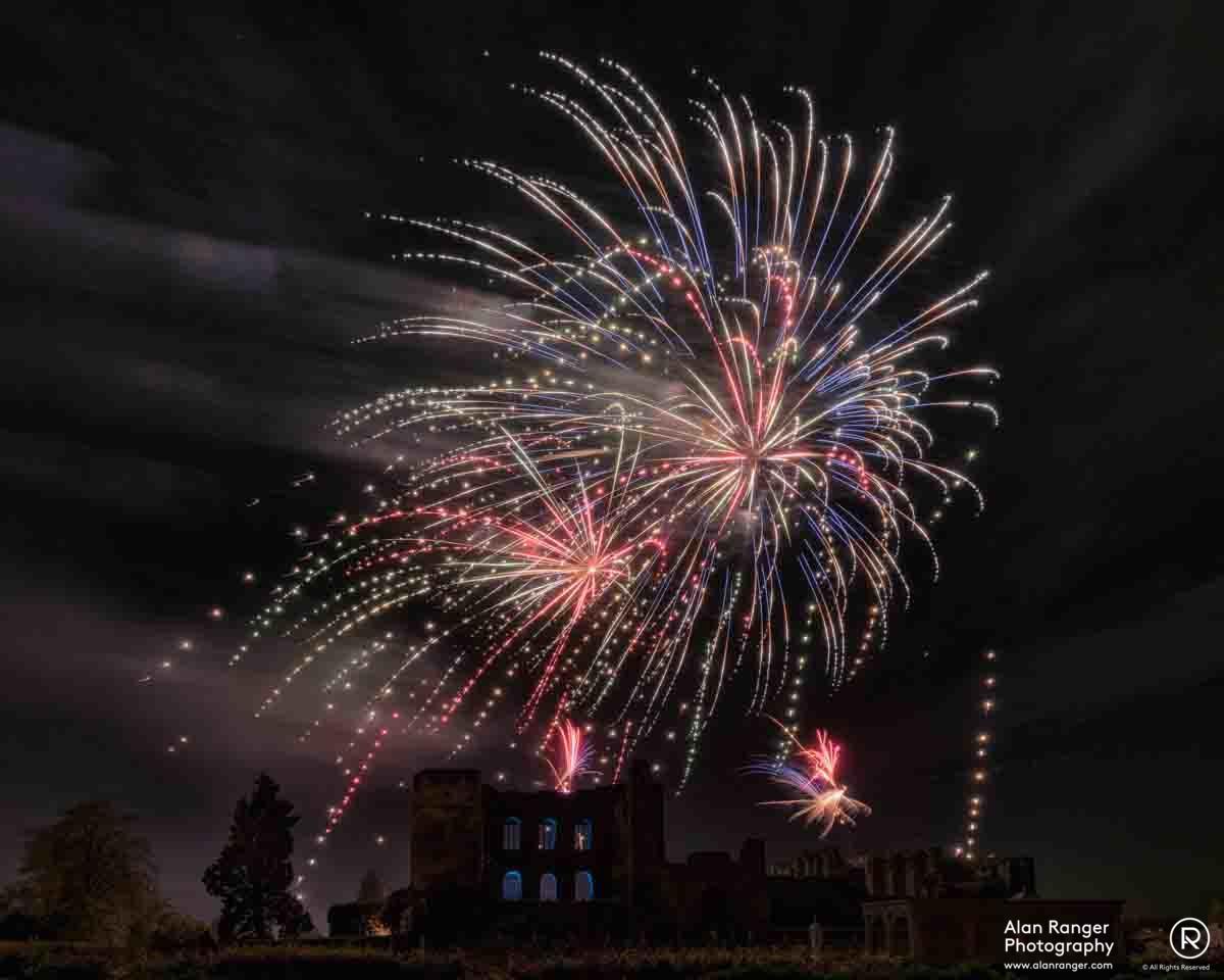 Kenilworth Fireworks 2017 - 7