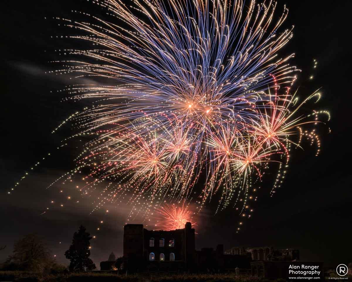 Kenilworth Fireworks 2017 - 6