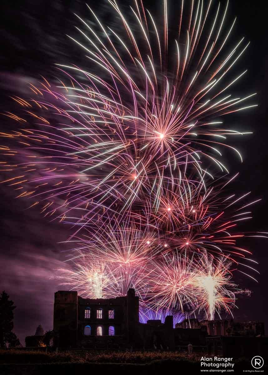 Kenilworth Fireworks 2017 - 8
