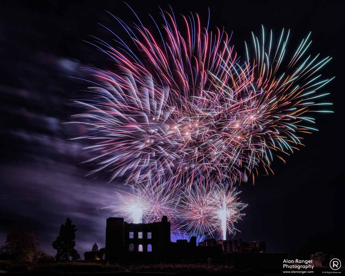 Kenilworth Fireworks 2017 - 9