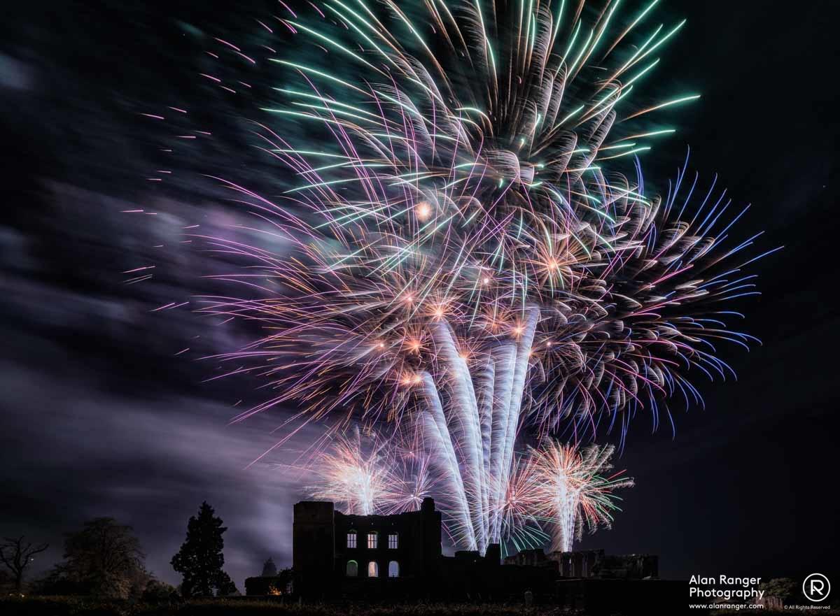 Kenilworth Fireworks 2017 - 10