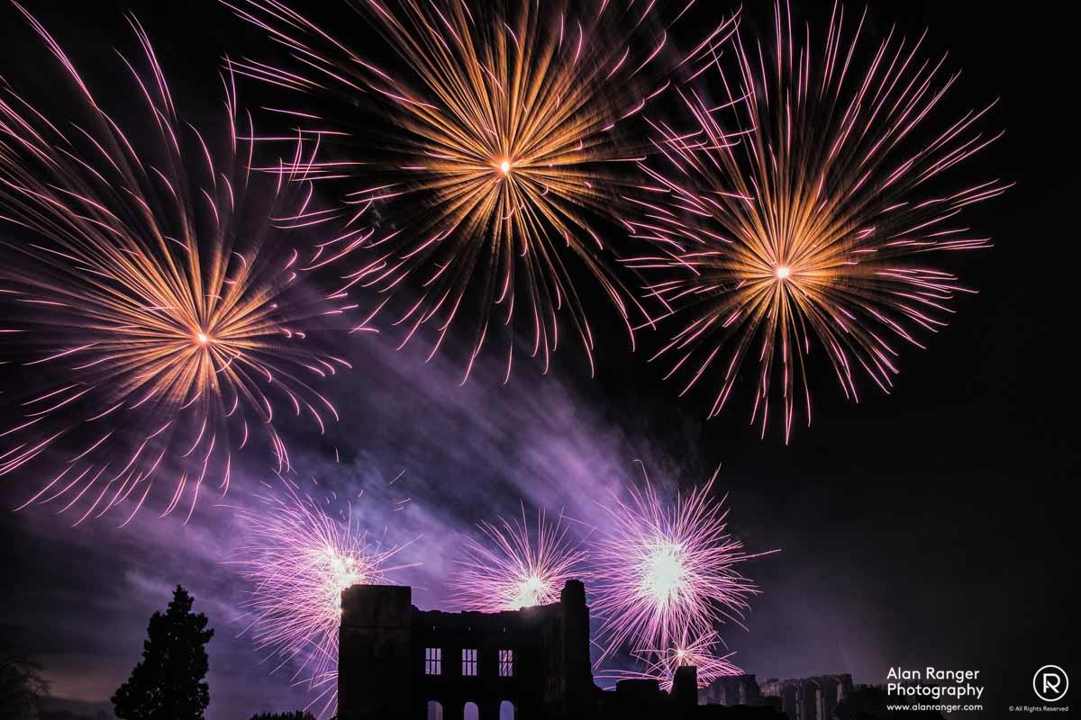 kenilworth Fireworks 2014-2