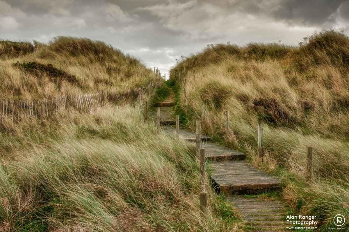 coastal steps