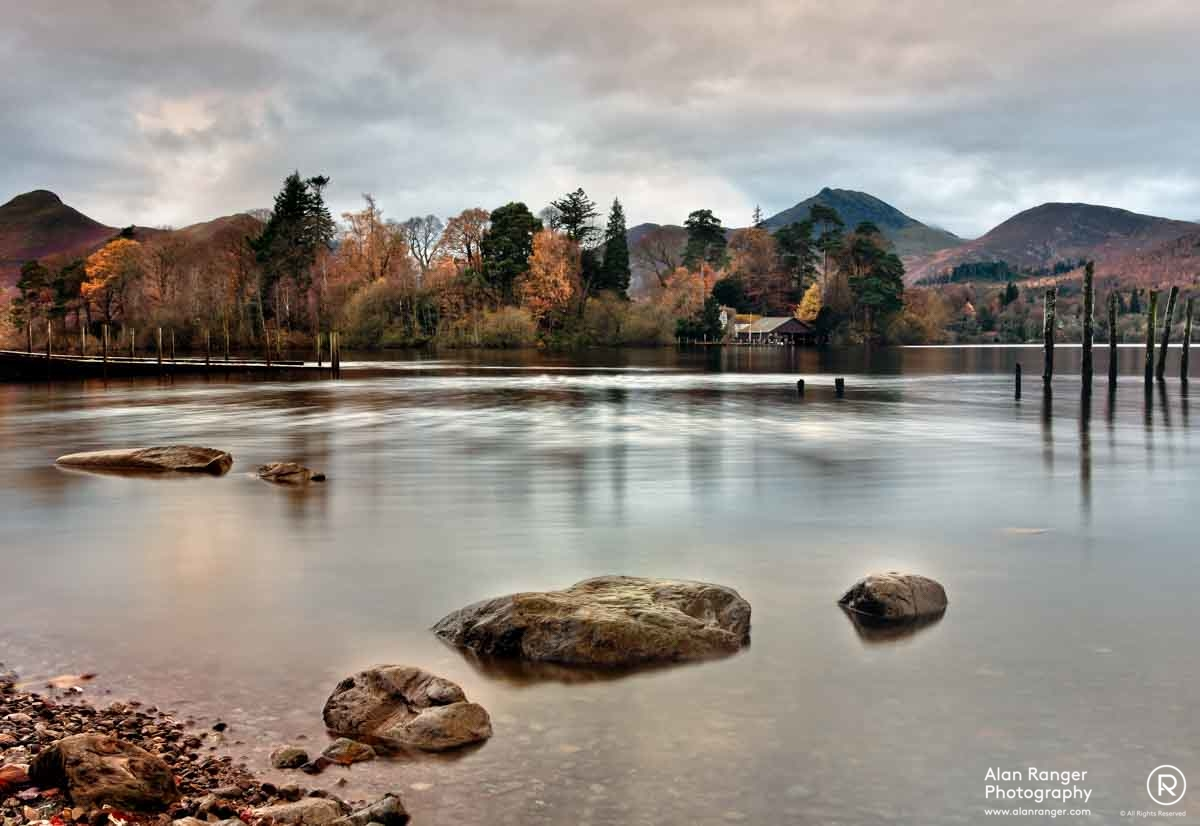 derwent at autumn