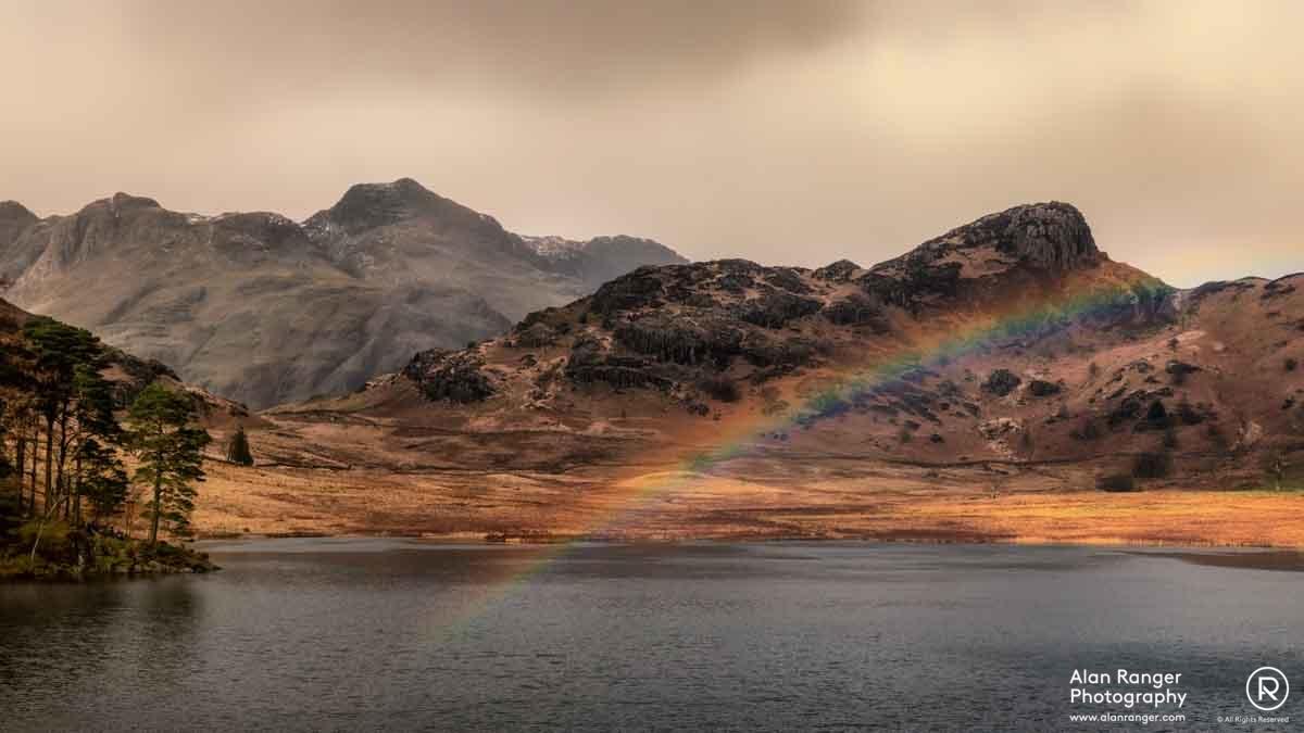 Ble Tarn Rainbow