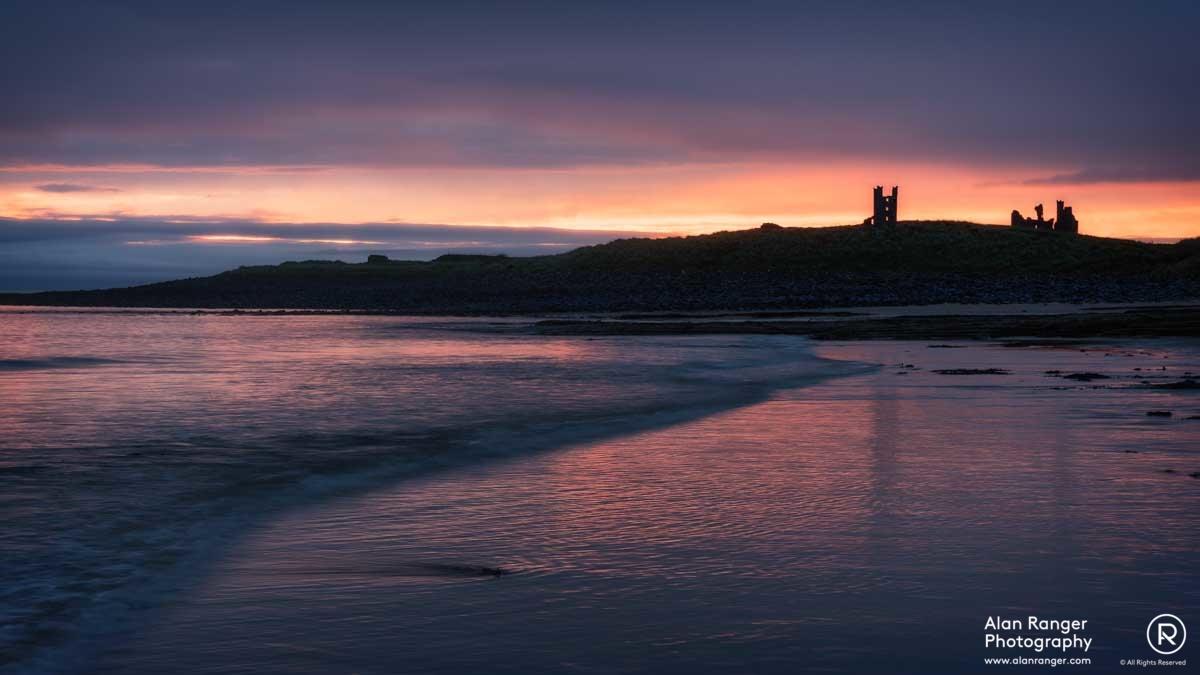 Dunstanburgh Sunrise 4