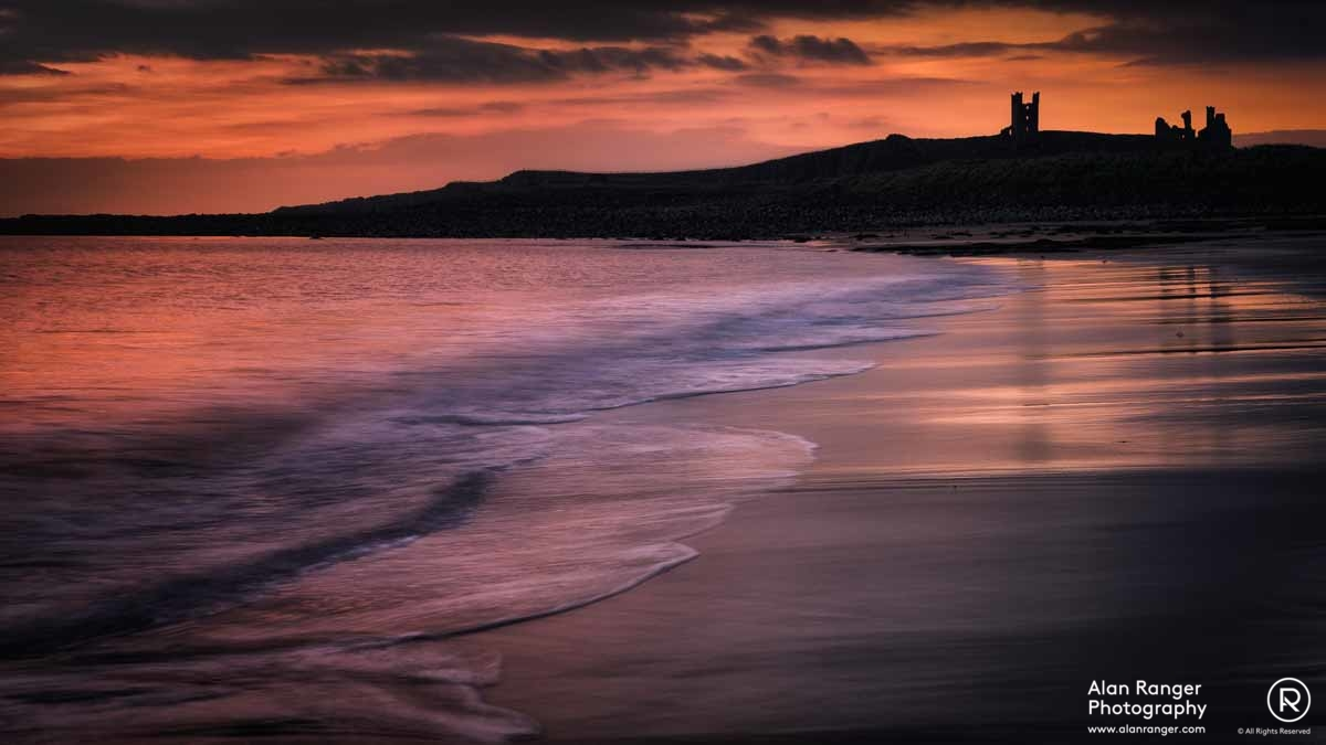 Dunstanburgh Sunrise 2